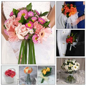 Flowers for your wedding at Costcocom