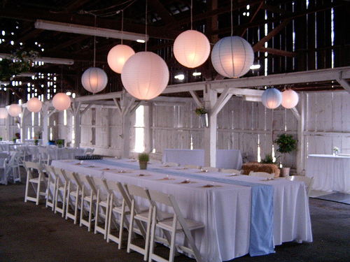 Tulle And Lights Wedding Decor Image collections - Wedding ...
