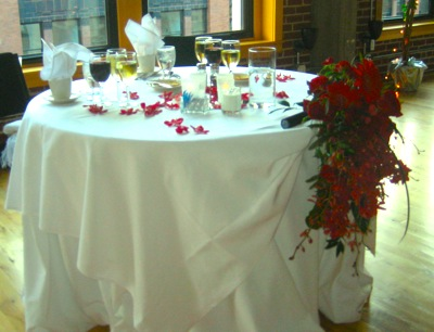 Wedding Receptionslouis on Needed At A St  Louis Loft Style Reception   Wedding Decorator Blog