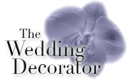 Wedding Decorator header