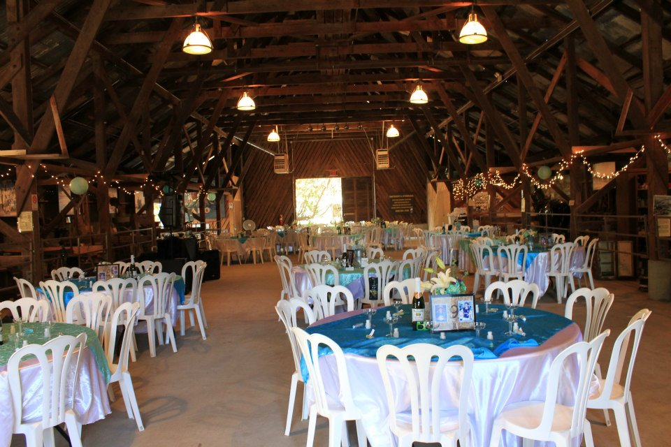Rustic wedding venues on a budget