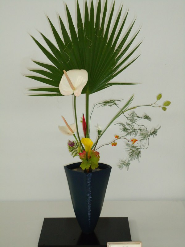 ikebana or japanese flower arranging classes in southern
